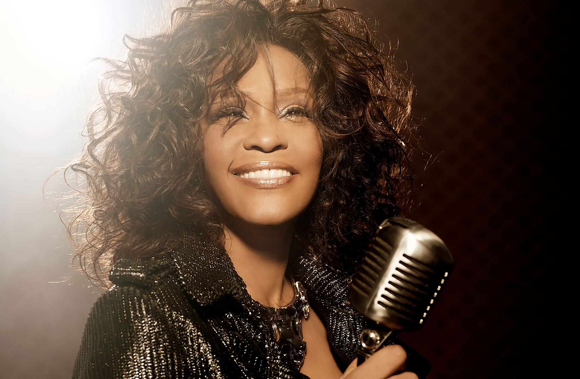Whitney Houston Hologram Tour till Stockholm