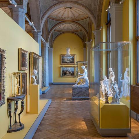 Besök museer och utställningar digitalt i Stockholm