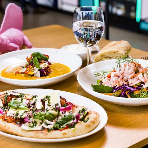 Guiden till Hyllies bästa lunchrestauranger