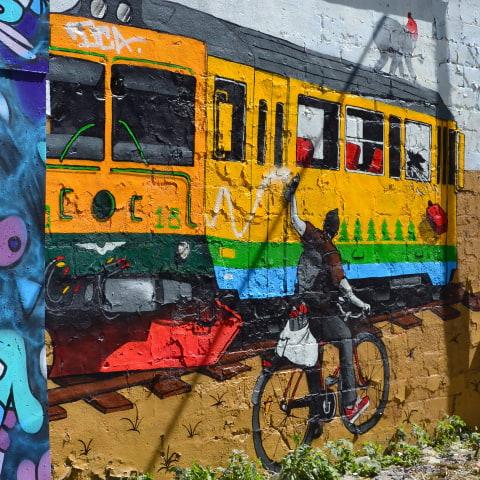 Graffitifestival återvänder till Rågsved