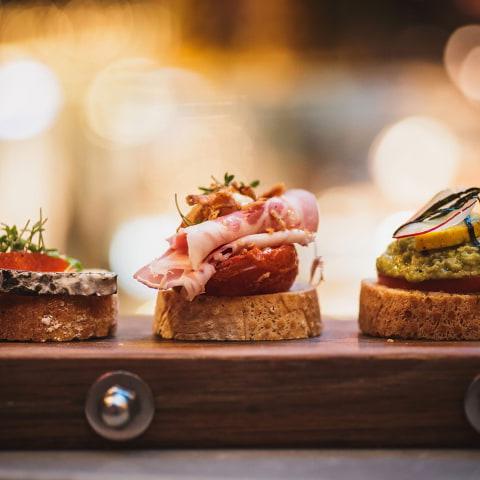 Guiden till tapasrestauranger i Stockholm city