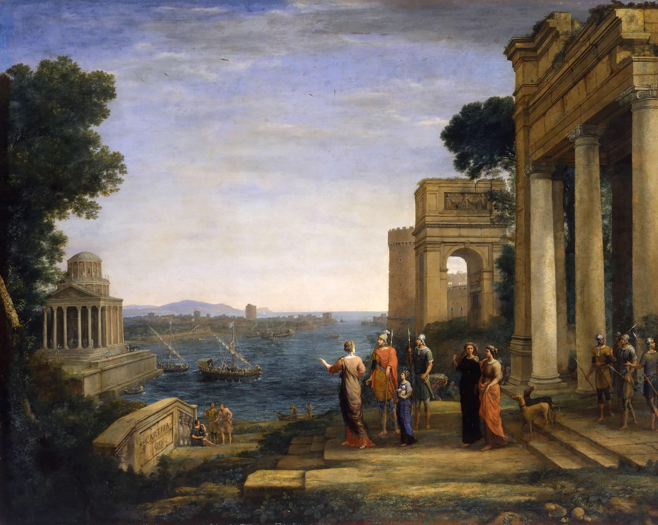 Utställningen Arkadien öppnar på Nationalmuseum