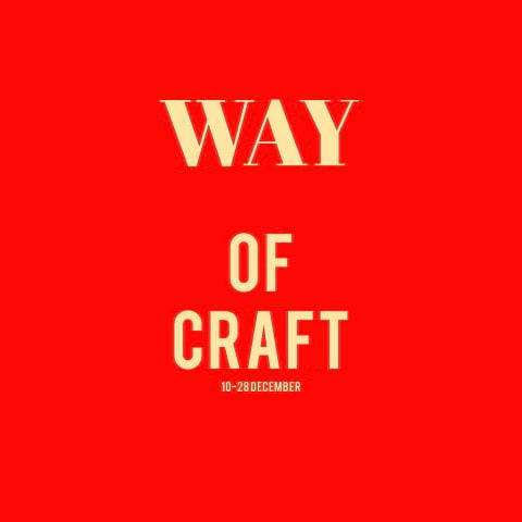 Julmarknad med WAY of craft