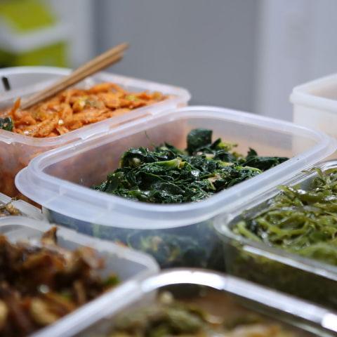 Sju av tio vill köpa take away i egen matlåda