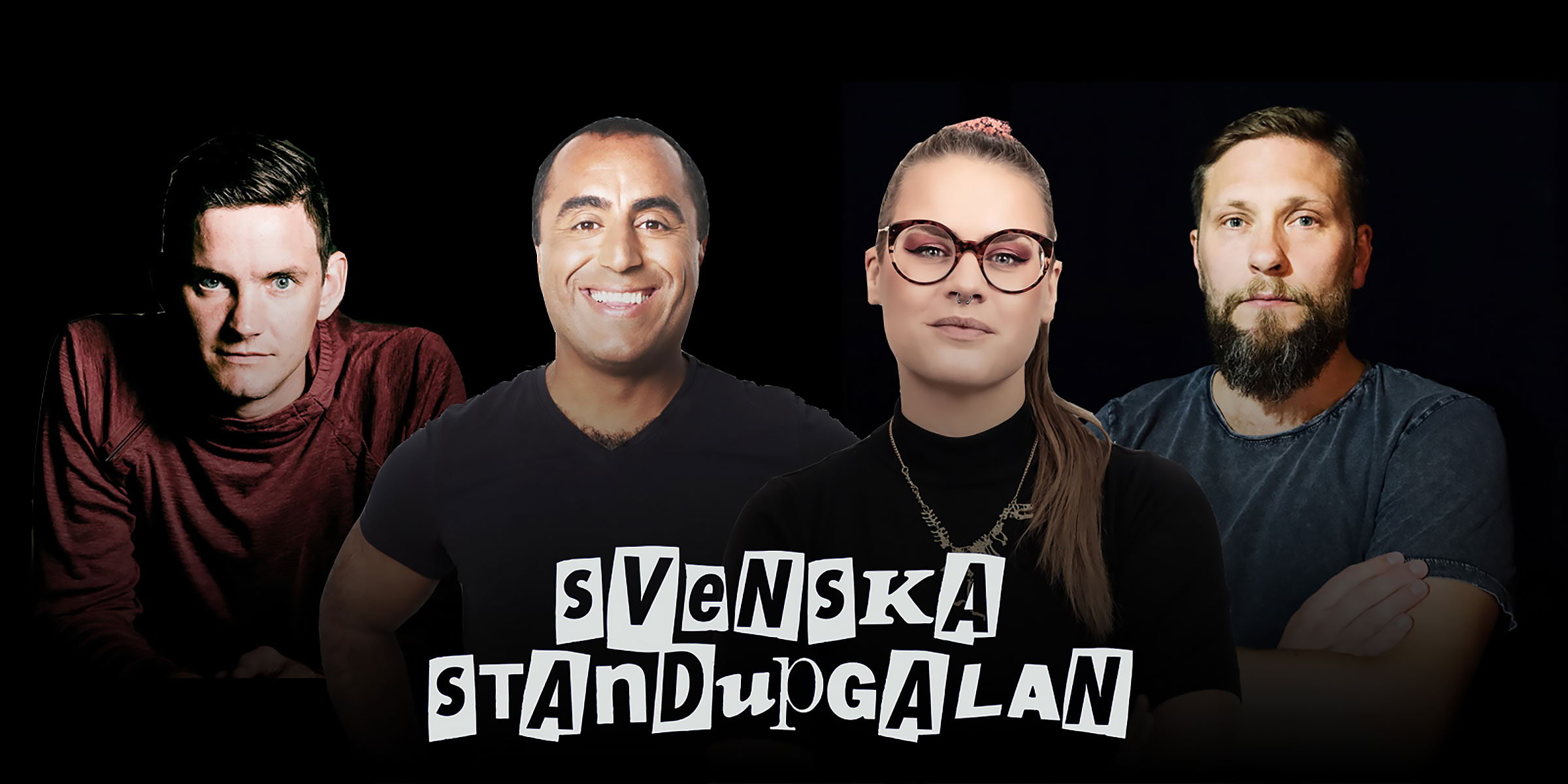 Dags för Svenska Standupgalan 2020