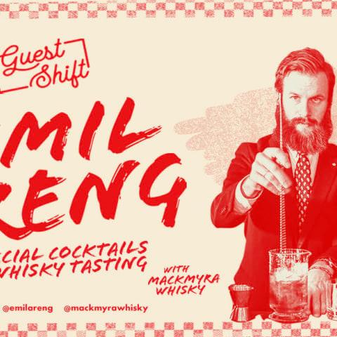 Emil Åreng och Mackmyra tar över Dogfood