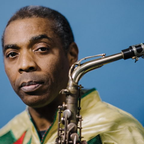 Femi Kuti & The Positive Force till Slaktkyrkan