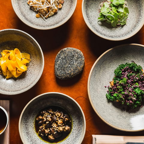 Göteborgs restauranger med stjärnor i Guide Michelin