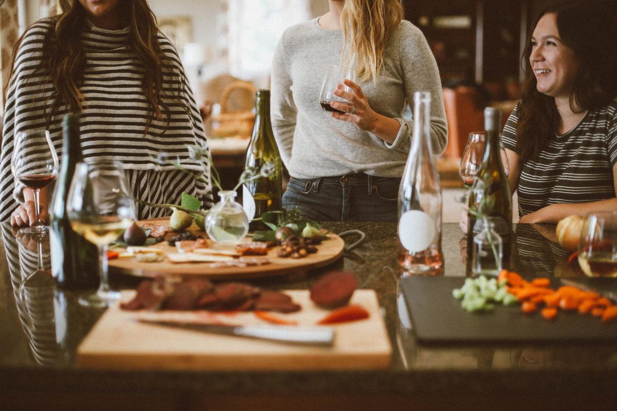 Guiden till hemma hos-restauranger i Stockholm