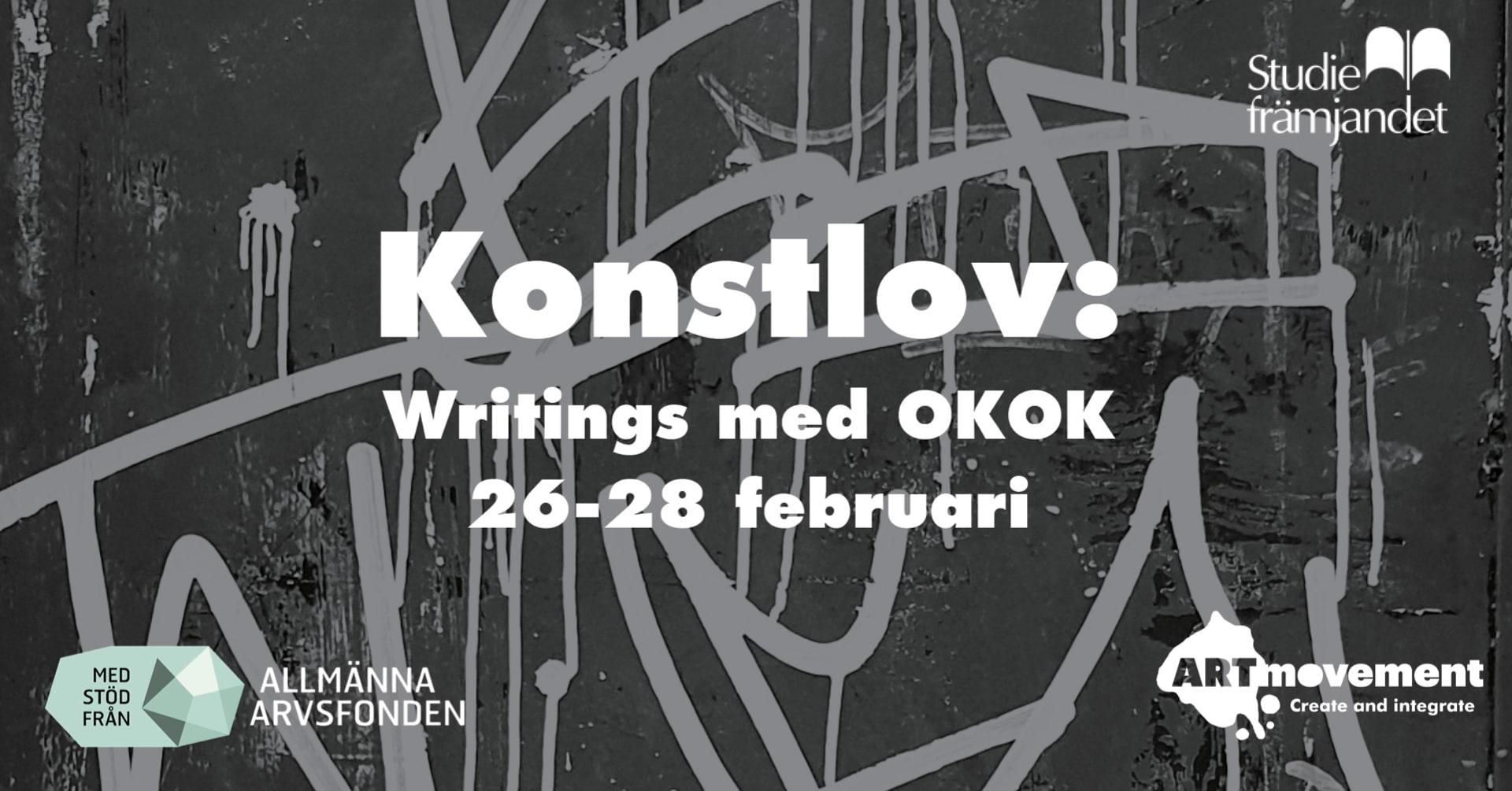 """Konstlov: """"Writings"""""""