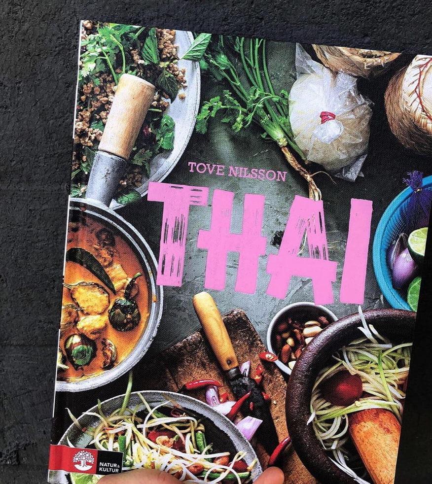 Lär dig laga thaimat med Tove Nilsson