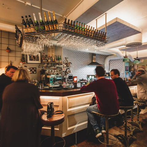 Lidholm's winter sale på Bar Normal