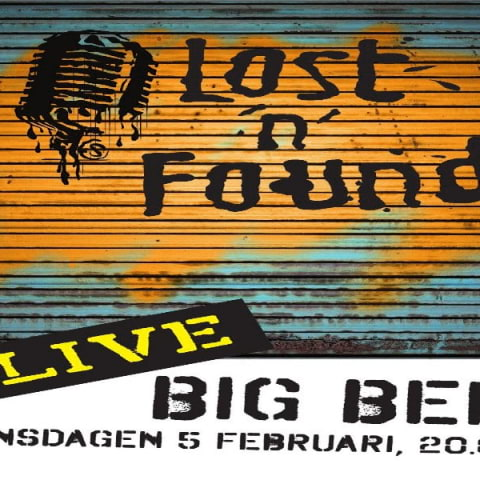 Lost 'n' Found på Big Ben
