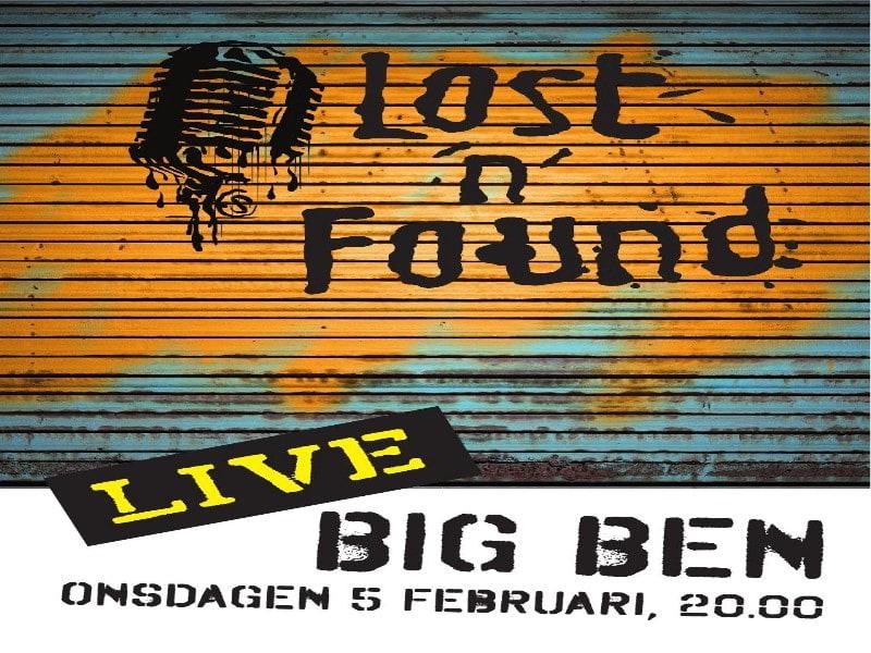 Lost 'n' Found på Big Ben