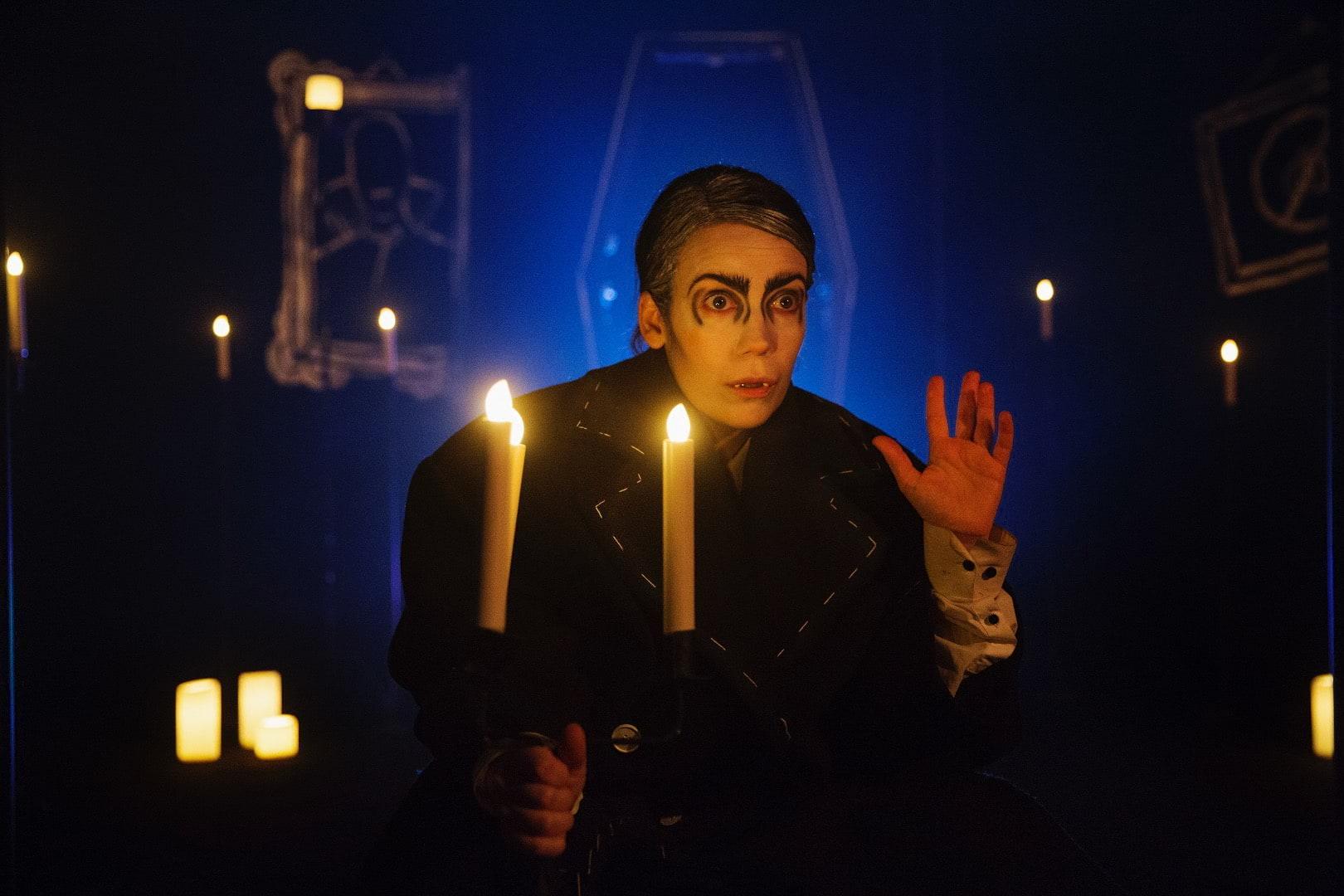 Nosferatu: En skräcksymfoni för barn mellan 4-7 år
