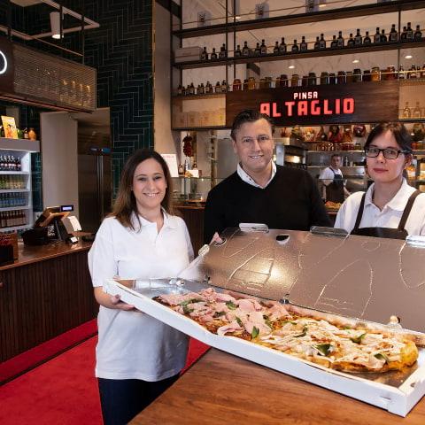 Ny restaurang satsar på anrik streetfood från Rom