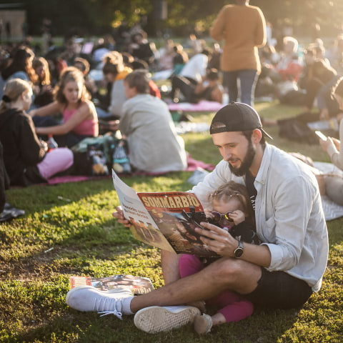Stockholms filmfestival Junior 2020 flyttas till sommaren