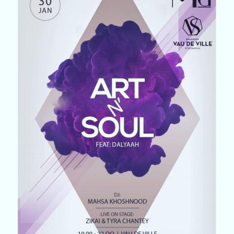 Art n' Soul STHLM
