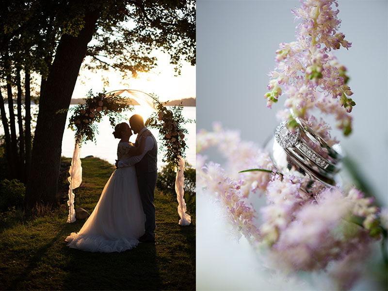 Fest & bröllopsmässan Wedding Fair Sthlm
