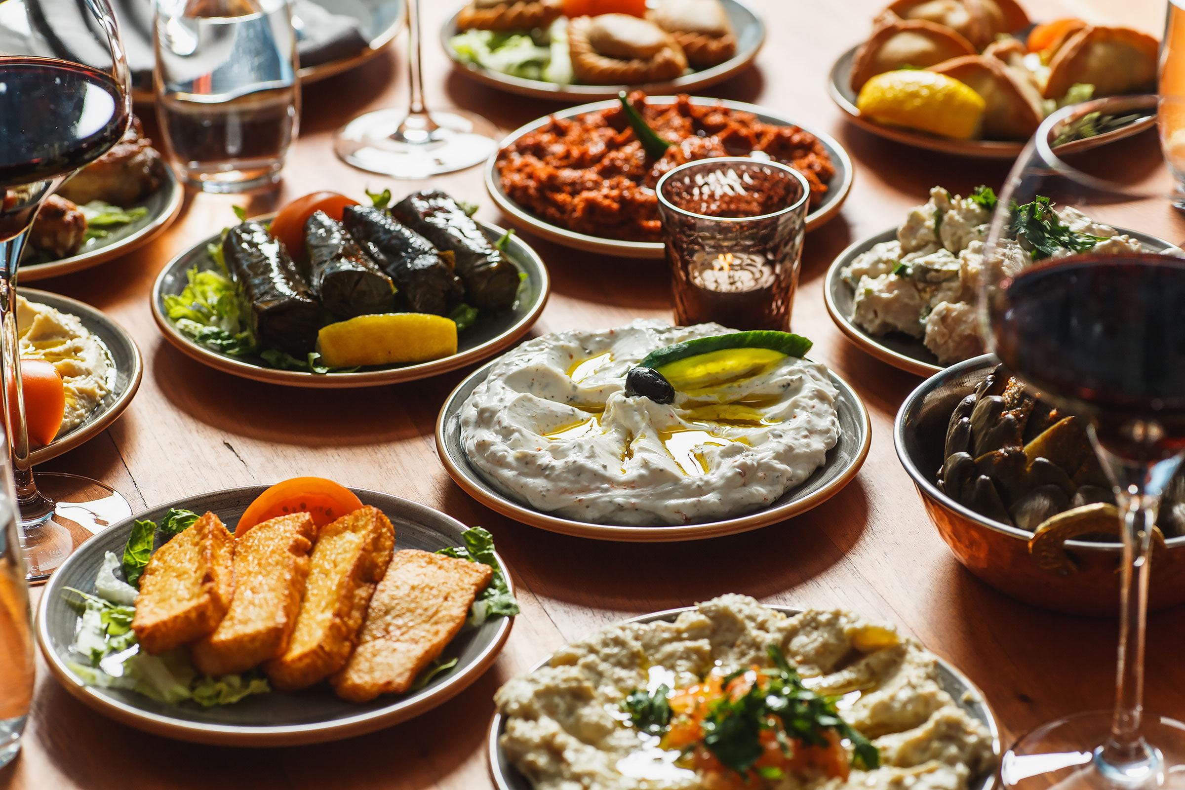 Guiden till libanesiska restauranger i Malmö