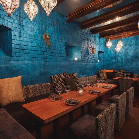 Restauranger för stora sällskap på Östermalm