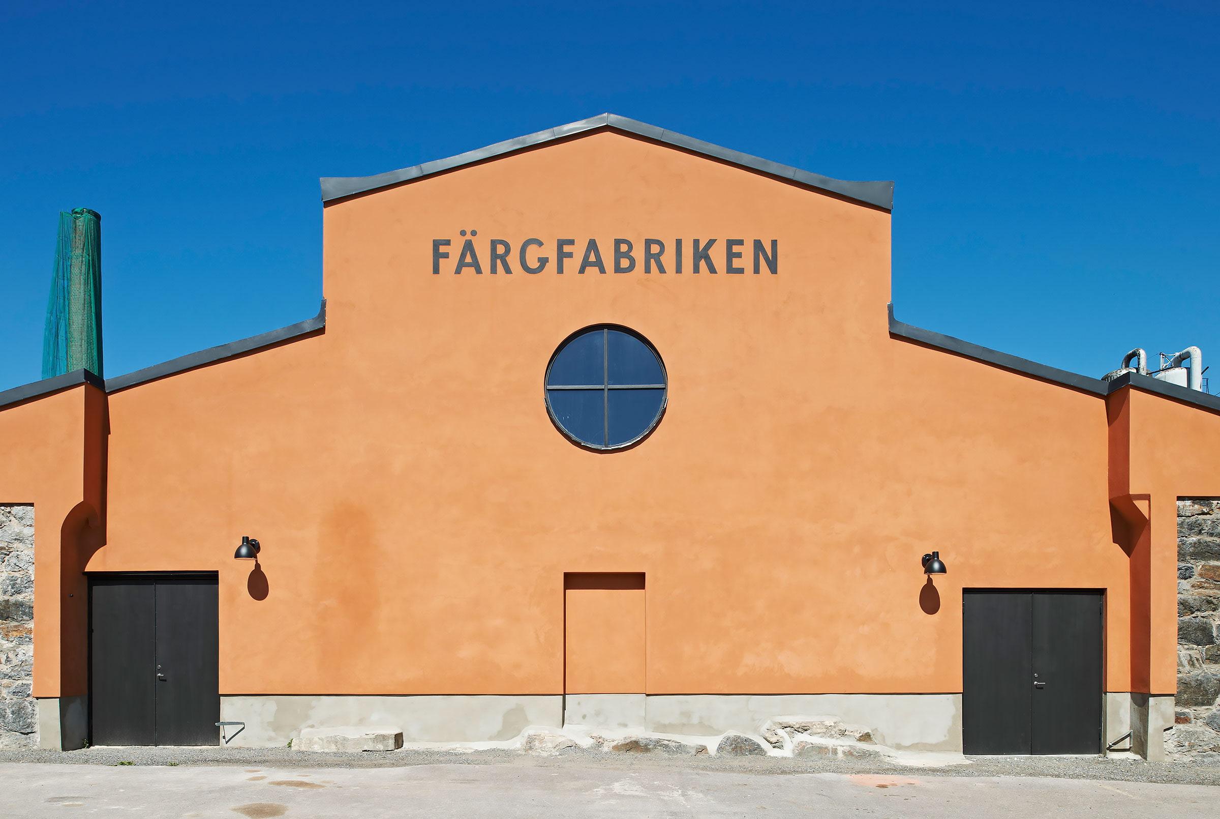 Hantverk och bar på Färgfabrikens vårmarknad