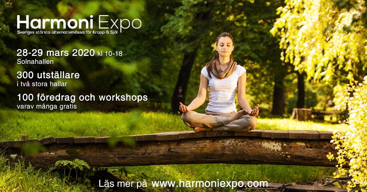 HarmoniExpo – Största alternativmässan online