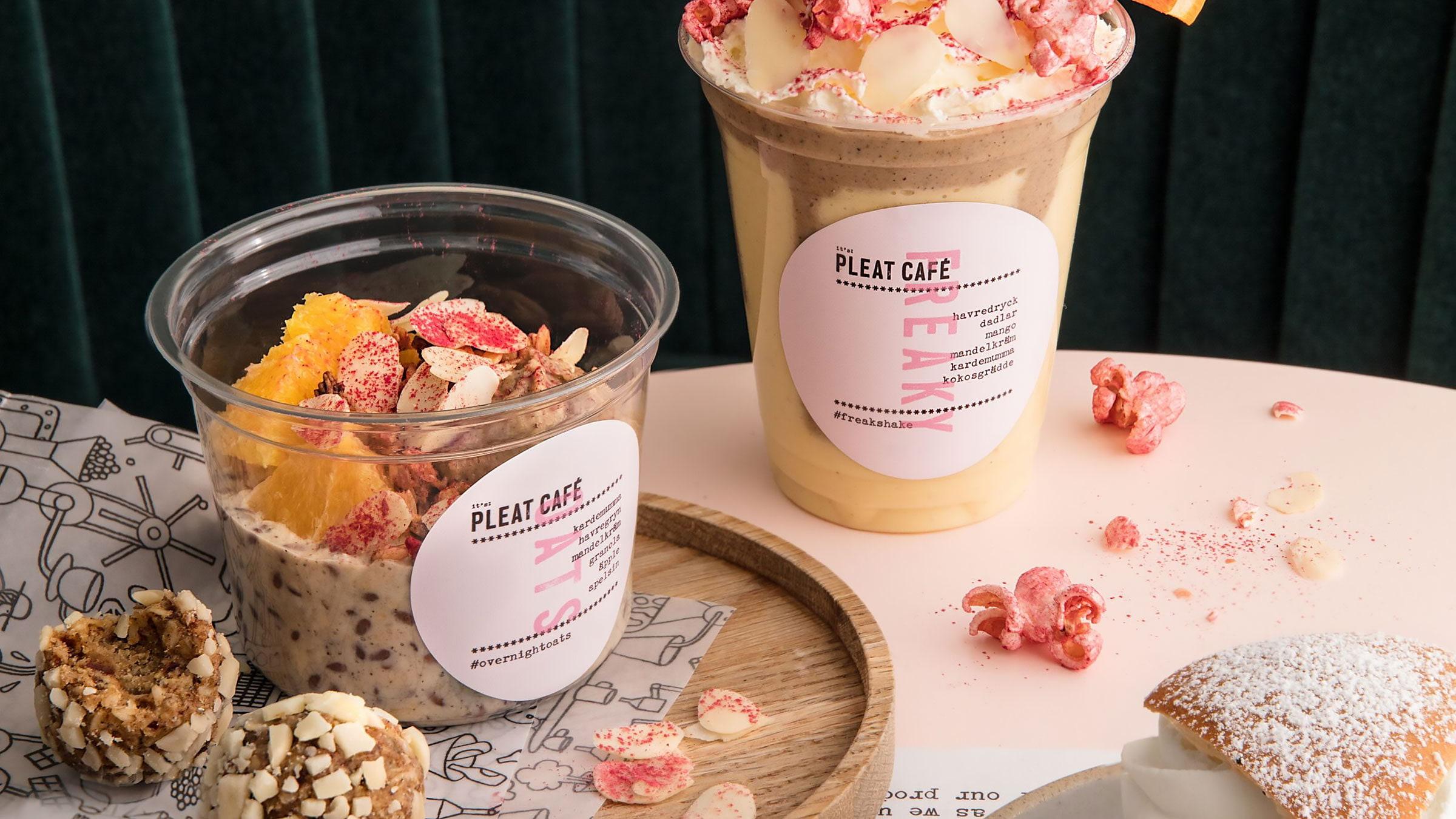 It's Pleat lanserar semmelkollektion