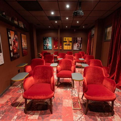 Premiär för exklusiv bioklubb på Hotel Noble House