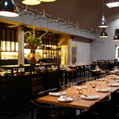 Restauranger för stora sällskap i Vasastan