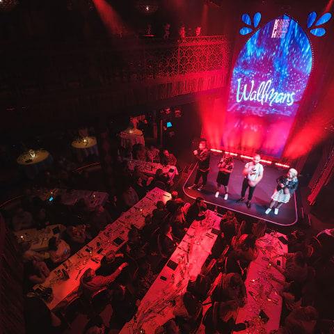Restauranger med show och underhållning i Göteborg