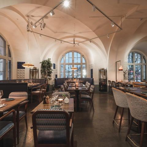 Restauranger som kan abonneras i Stockholm