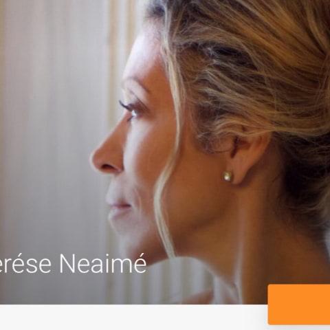 Studio Live på Fotografiska – Therése Neaimé