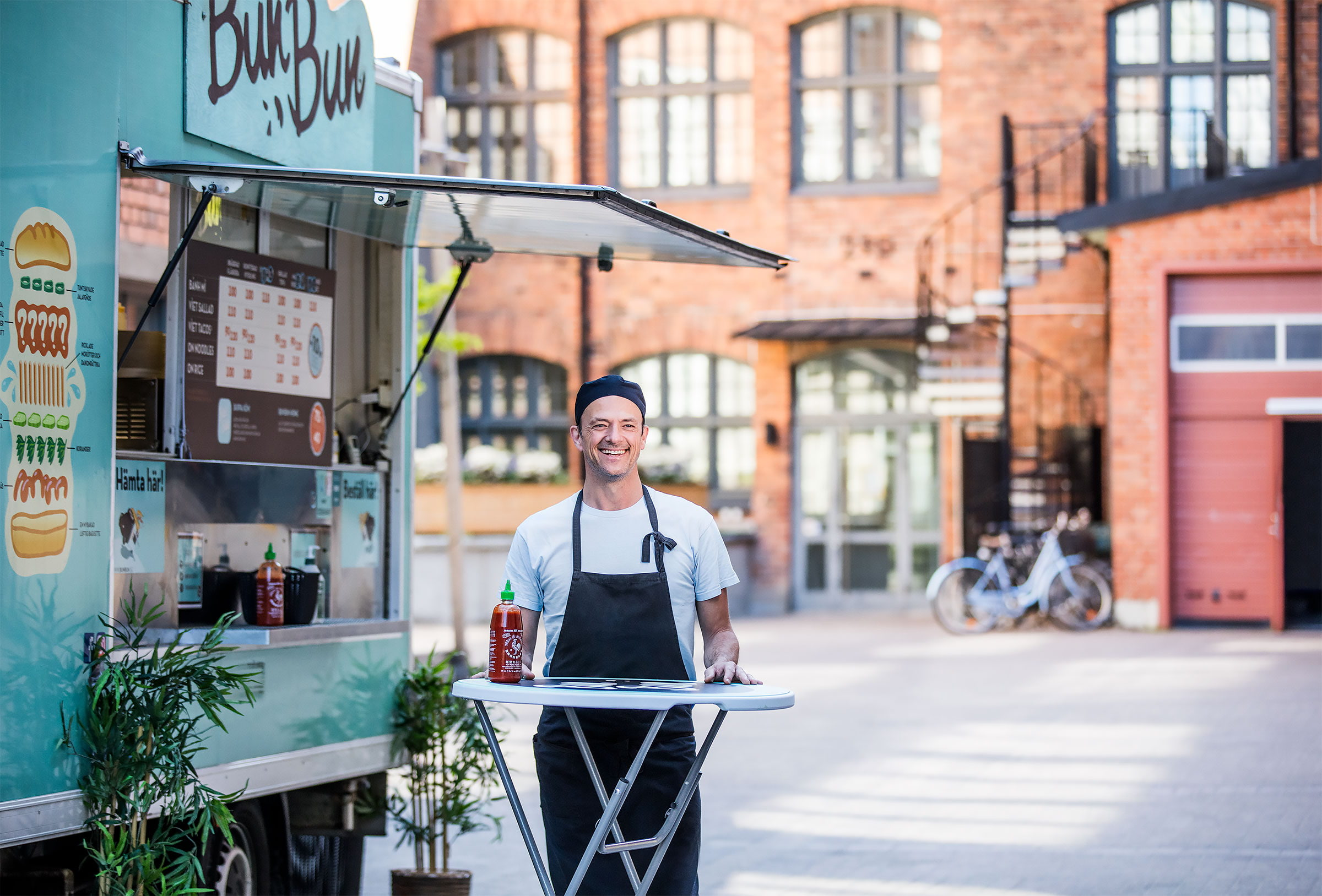 Första Bun Bun-restaurangen öppnar på Söder