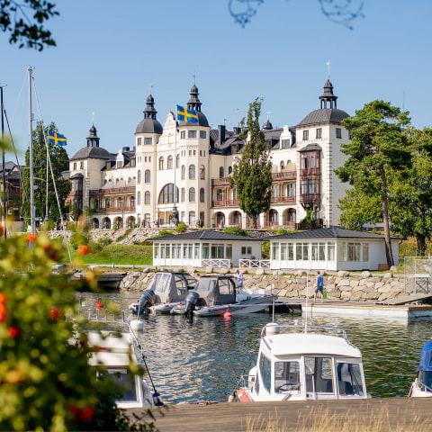 Grand Hotel Saltsjöbaden satsar på long stay