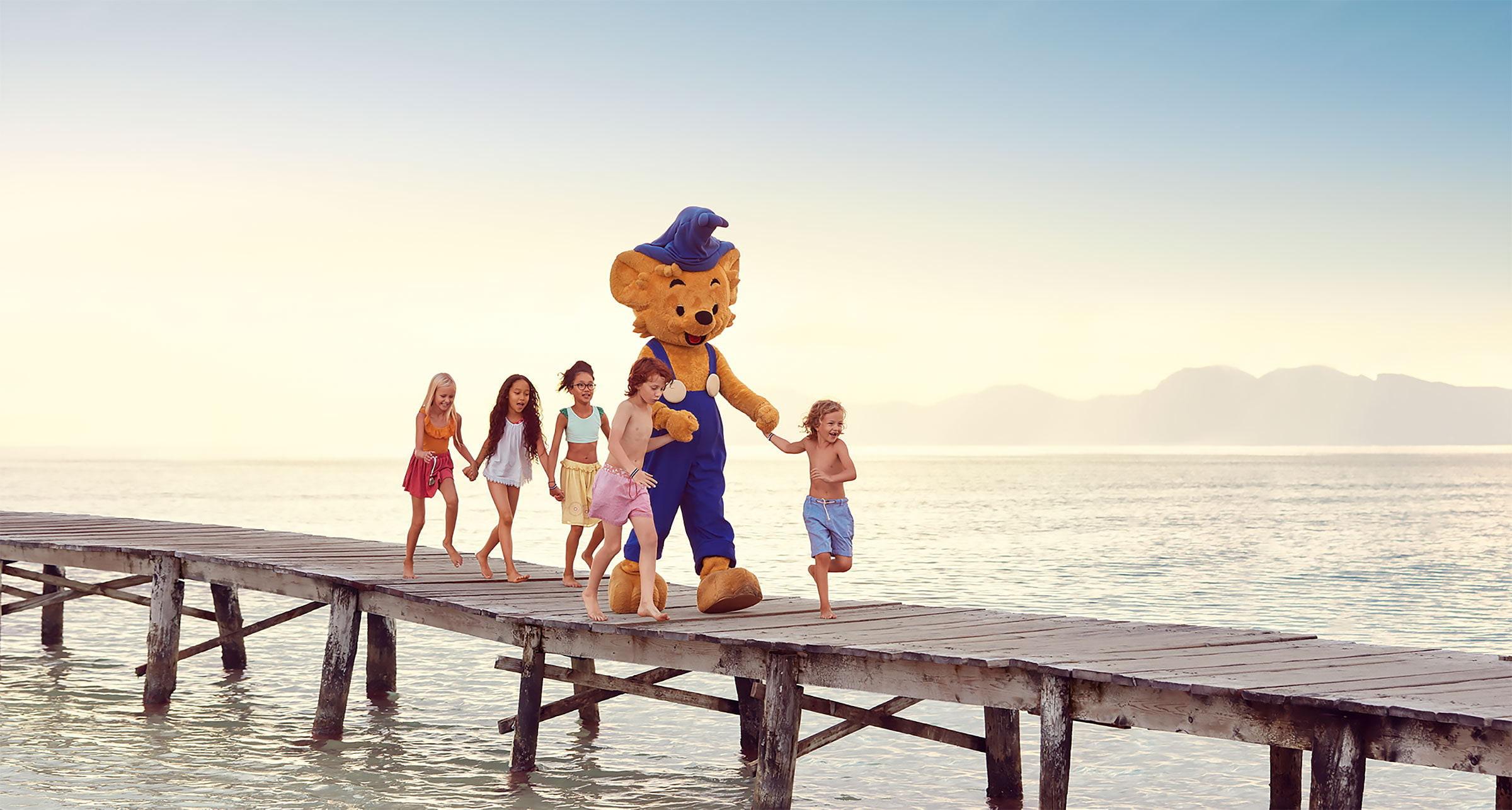 Hotellkedja i samarbete med Tui i sommar