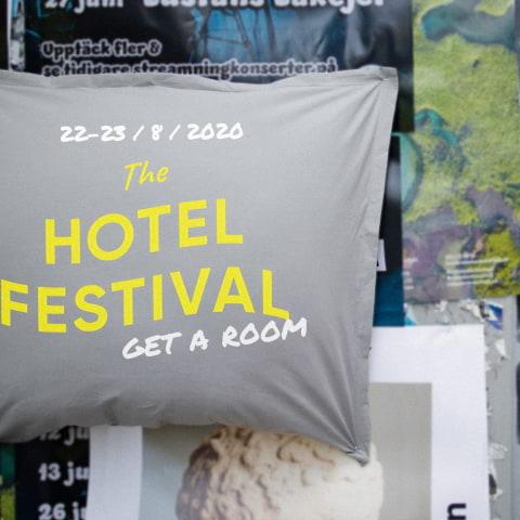 Premiär för ny festival på tre hotell i Göteborg