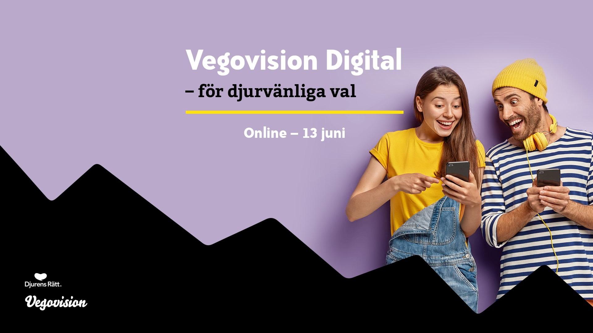 Veganmässa tillbaka i digital form