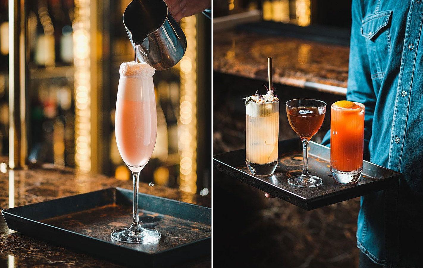 Artilleriet trotsar corona – möter våren med spexiga cocktails