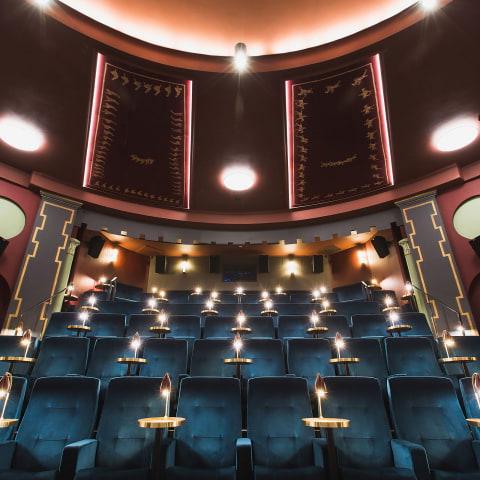 Bio Capitol erbjuder privata filmvisningar