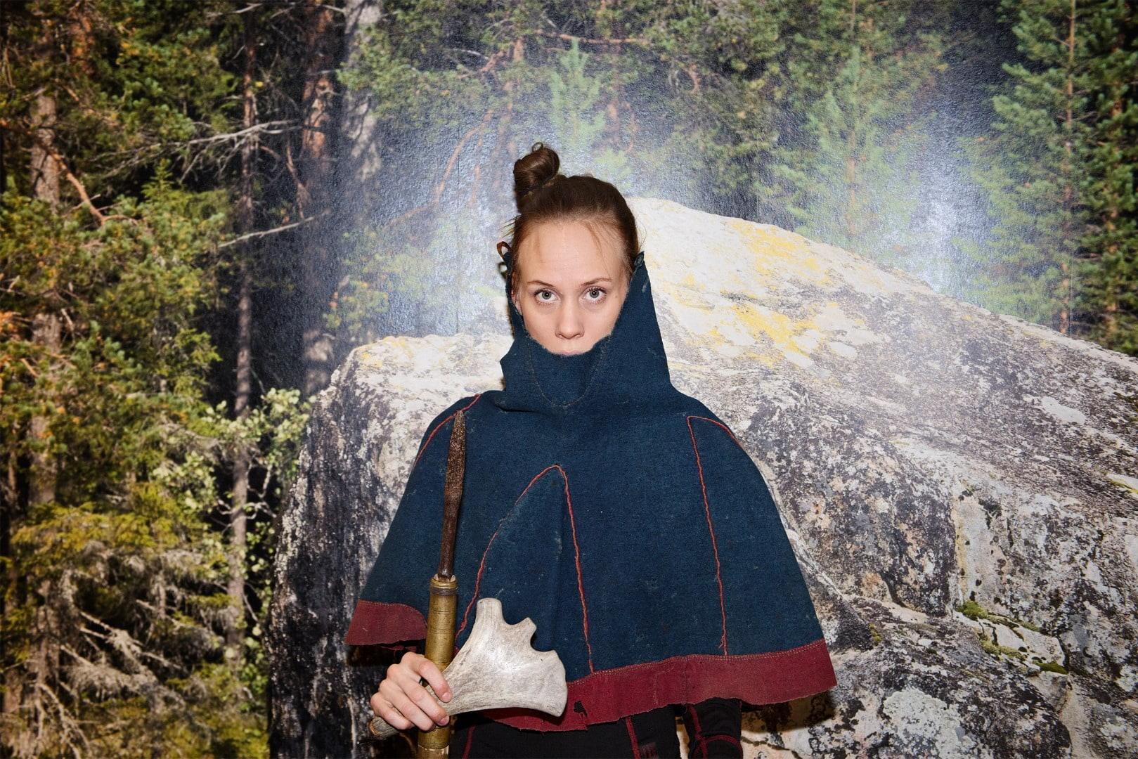 Carola Grahns utställning på Röda Sten