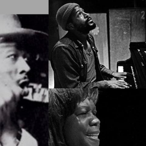 Jazz-bluessalong & supé på Biocafé Tellus