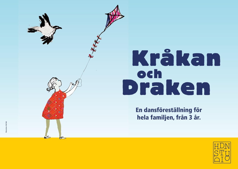 Kråkan och Draken – en dansföreställning