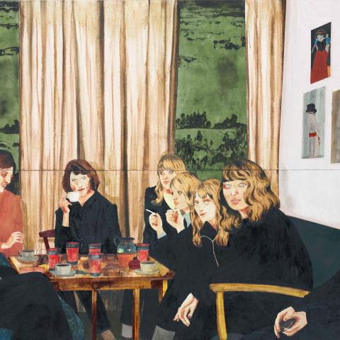 Kvinnliga konstnärer i stor utställning på Artipelag