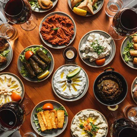 libanesisk mat uppsala
