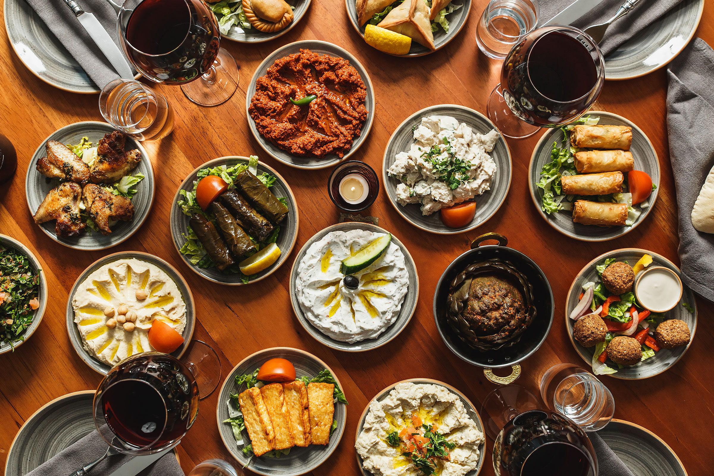 Libanesisk restaurang malmö