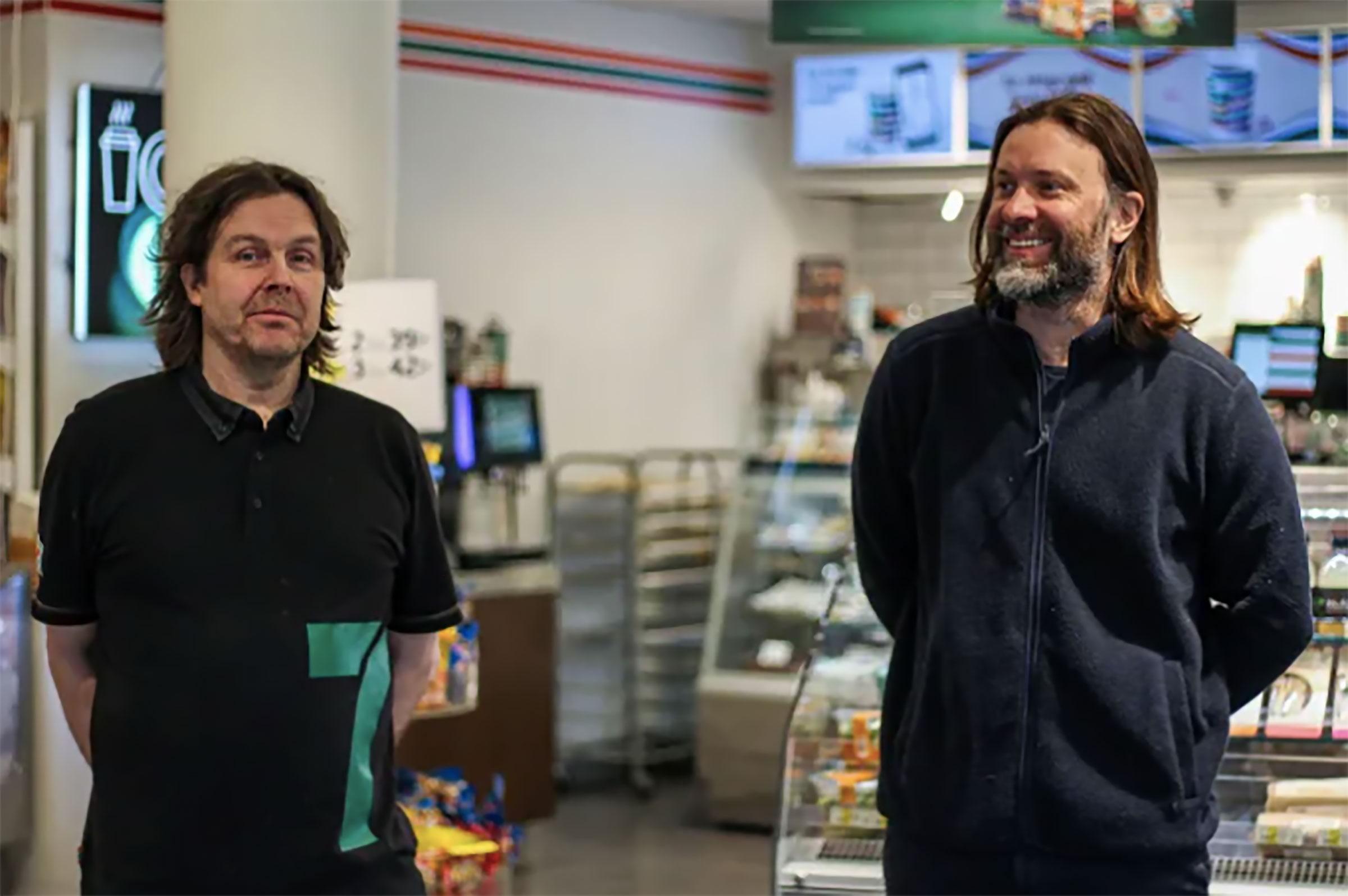 Nu kan du köpa stjärnkockens mat på 7-Eleven