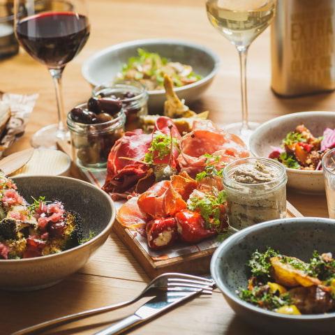 Restauranger med hemkörning i Stockholm