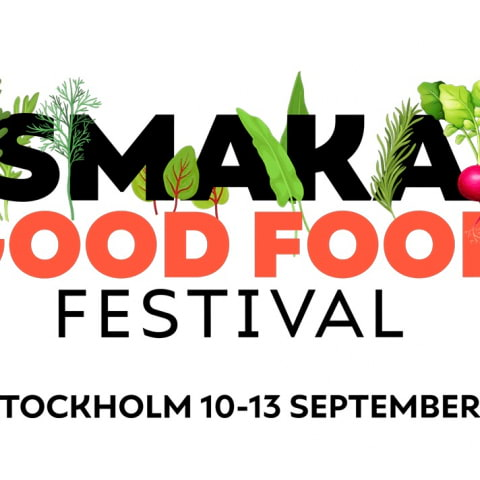 Smaka Good Food Festival 2020 flyttas fram