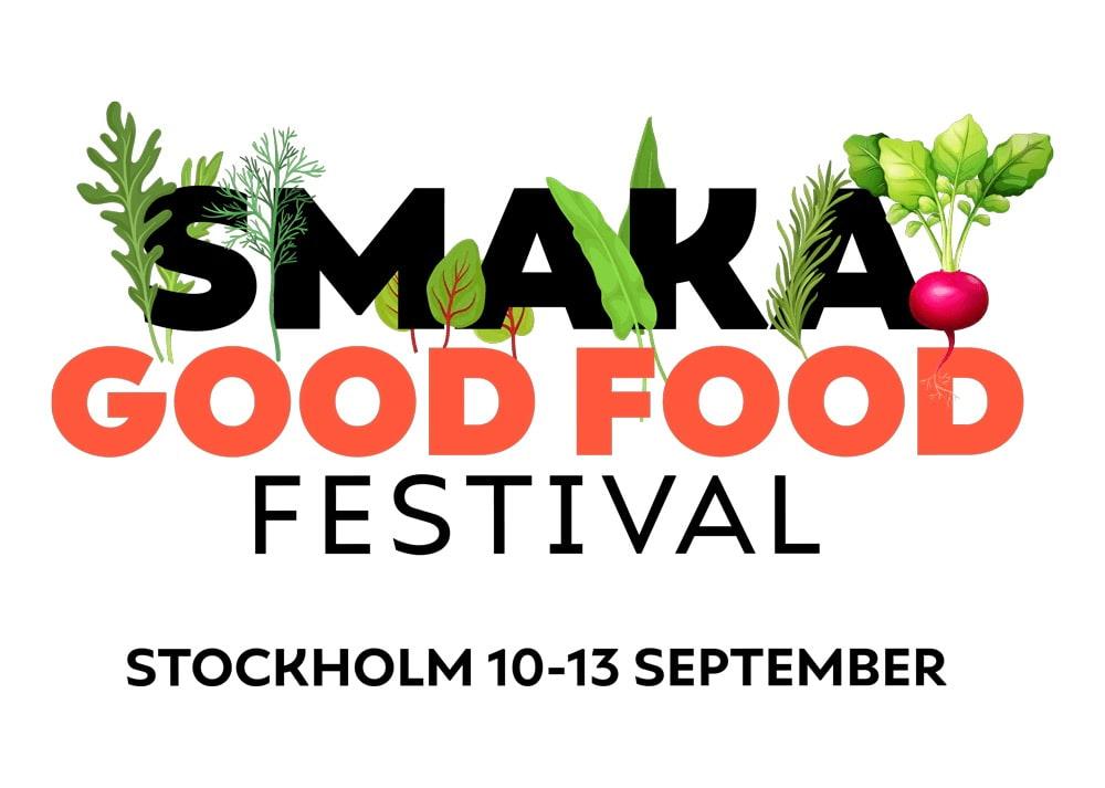 Smaka Good Food Festival 2020 flyttas fram